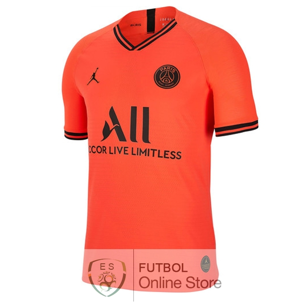 Tailandia Camiseta Paris Saint Germain 19/2020 Segunda
