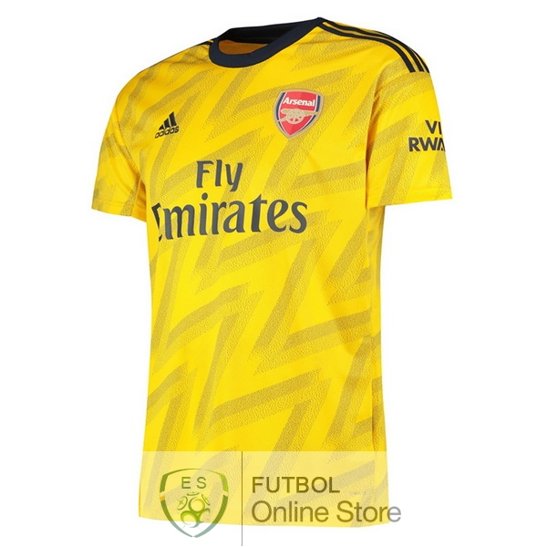 Camiseta Arsenal 19/2020 Segunda