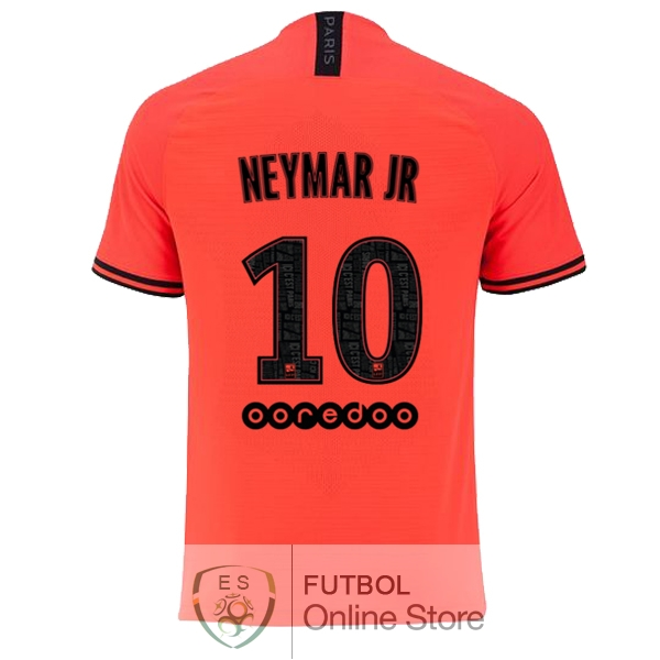 Camiseta Neymar JR Paris Saint Germain 19/2020 Segunda