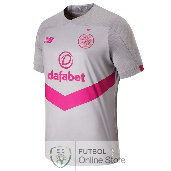 Camiseta Celtic 19/2020 Tercera