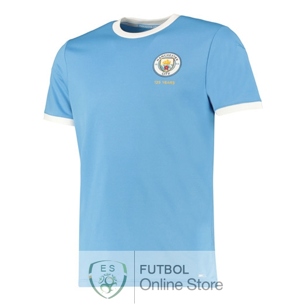 Camiseta Manchester city 125th