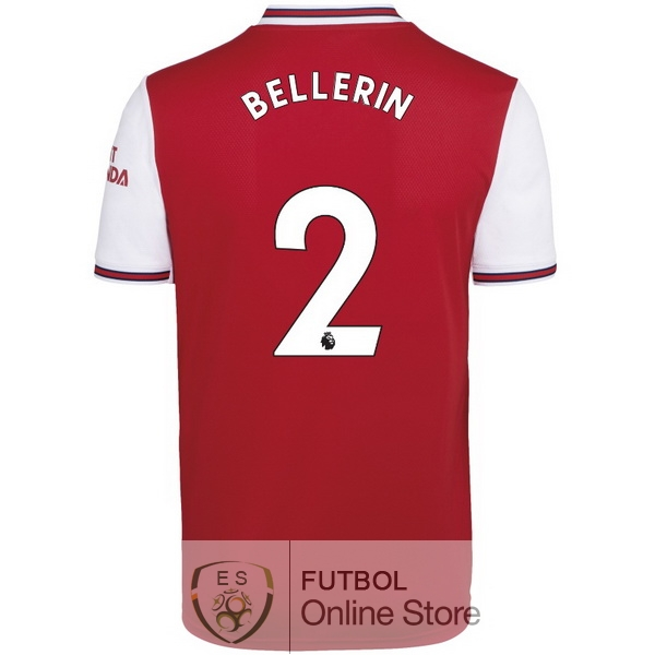 Camiseta Bellerin Arsenal 19/2020 Primera