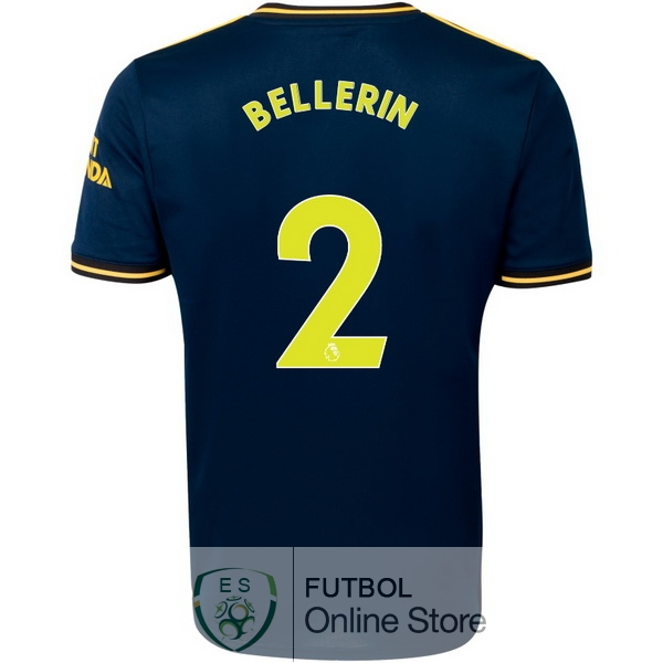 Camiseta Bellerin Arsenal 19/2020 Tercera