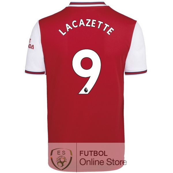 Camiseta Lacazette Arsenal 19/2020 Primera