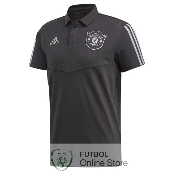 Polo Manchester United Negro 19/2020