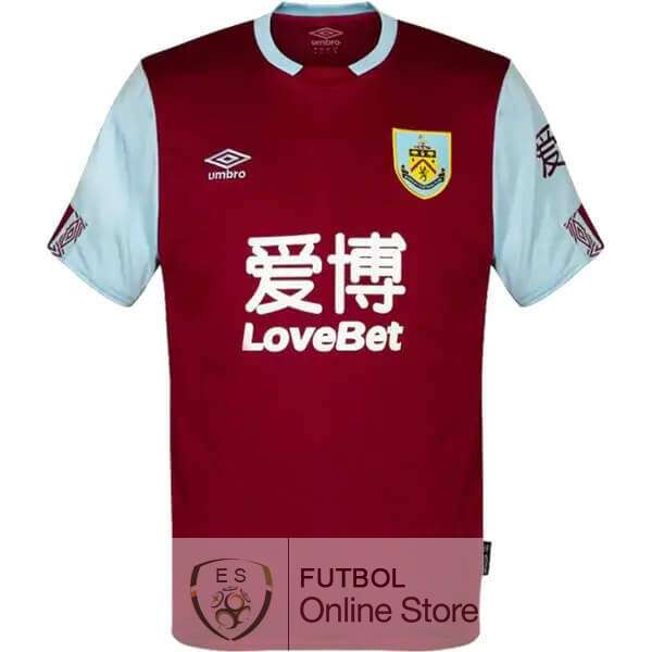 Camiseta Burnley 19/2020 Primera