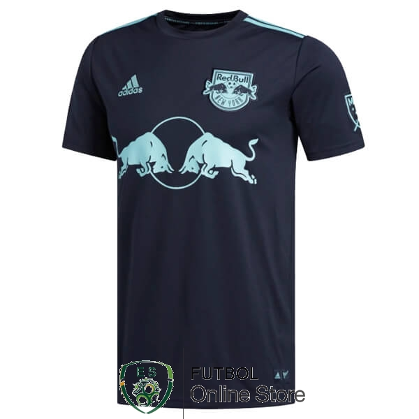Camiseta New York Red Bulls 19/2020 Especial Azul Marino