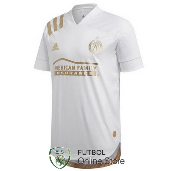 Camiseta Atlanta United 20/2021 Segunda