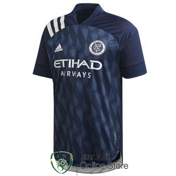 Camiseta New York City 20/2021 Segunda