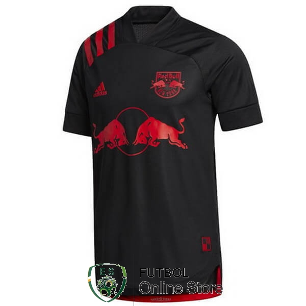 Camiseta New York Red Bulls 20/2021 Segunda