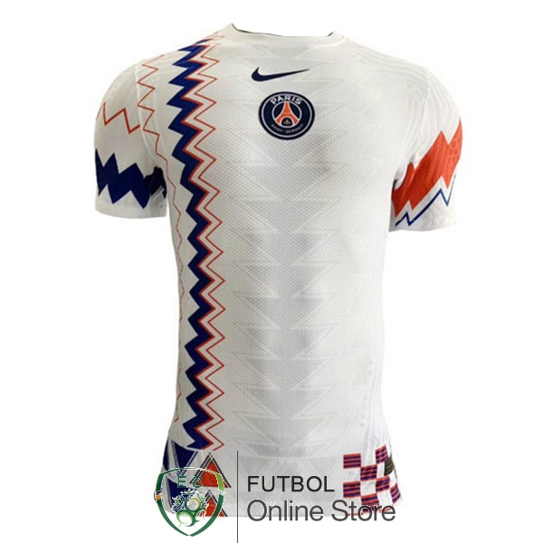 Camiseta Paris Saint Germain Especial 20/2021 Blanco