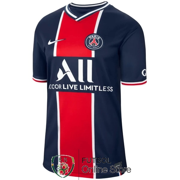 Camiseta Paris Saint Germain 20/2021 Primera