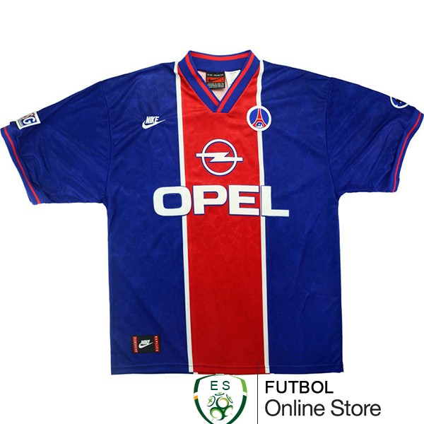 Retro Camiseta Paris Saint Germain 1995-1996 Primera